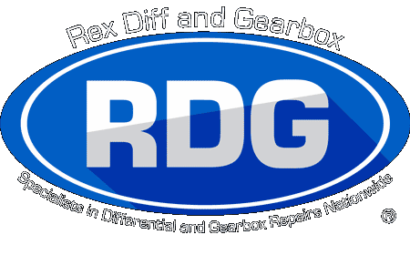 Rex DIff and Gearbox Logo